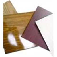 UV/Acrylic Coated (High Glossy) MDF & HDF