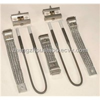 U shape MoSi2 heating elements