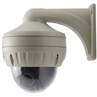 Vandal Proof Dome Camera/1/3 Sony Effio-E 600TVL OSD (ATR DNR)/Varifocal IR Dome Camera
