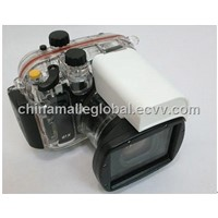 Waterproof case for camera PowerShot G1X, underwater camera housing case,  digital camera bag