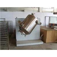 Wh Series Double Screw Conical Mixer
