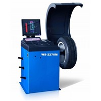 Wheel Balancer with LCD Monitor (WS-2270M)