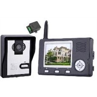 Wireless Video Door Phone-3501