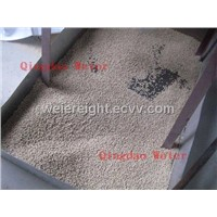 Wood PE pellets making machine