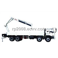 XCMG SQ10ZK3Q knuckle boom type truck mounted
