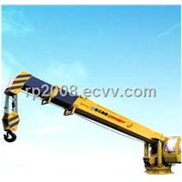 XCMG SQ25SK2Q telescopic boom type truck mounted crane