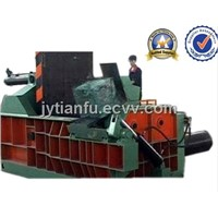 Y81/F-1600 hydraulic scrap metal compressor
