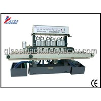 YMC241- 7Spindles Horizonal Glass Beveling Machine