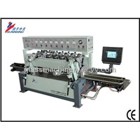YMCS250 Double Edge Glass Beveling Machine For Glass Bar
