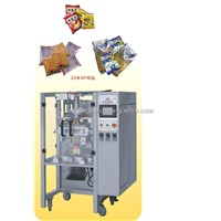 ZX SERIES VERTICAL FORM AUTOMATIC FILLING & SEALING PACKING MACHINE