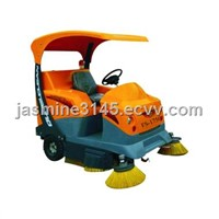 auto car floor sweeper