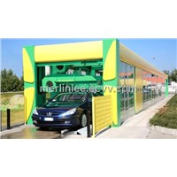 automatic tunnel car cleaning equipment