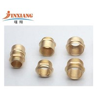 brass ring for turned parts