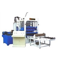 concrete brick making machine  factory