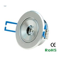 downlight housing 1w ceiling light high power high quality