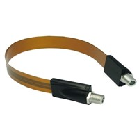 flat coaxial cable