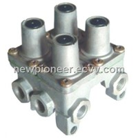 four circuit protection valve OE No.934 702 210 0