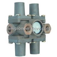 four circuit protection valve OE No.934 702 300 0