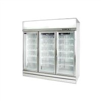 Freezer Sliding Door Glass