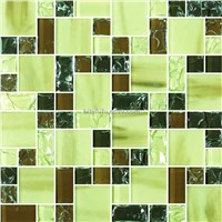 glass mosaic tiles for bathroom tile