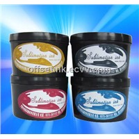 heat transfer ink for offset printing
