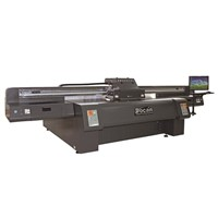 high resolution uv flatbed printer whit Konica1024 printhead