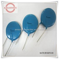 high voltage ceramic disc capacitor 10KV 100PF