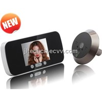 hotsale 3 inch motion detection peep hole viewer photo taken