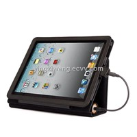 iPad Protective Case with Zipped Pocket & Backup Battery 6600mAh