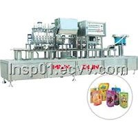 juice filling and sealing machines