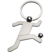 key ring or key chain, zinc key chain