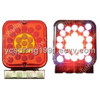 led trailer or truck fog lamp