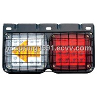 led truck or trailer tail light