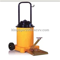 manual grease pump machine