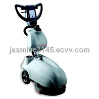 mini auto floor scrubber