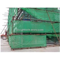 necessary scaffolding  net for constructions