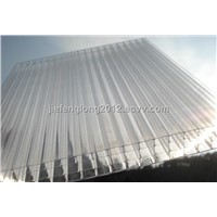 polycarbonate hollow sheet for door decoration