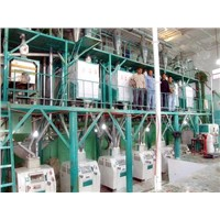 roller mill for corn flour making machine
