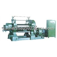 rubber open mixing mill/ rubber mixer/  two roll mixer
