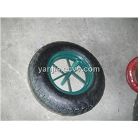 Rubber Wheel 3.50-8