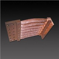 stranded copper cables with and without insulation, in solderless pressed design