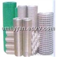 welded mesh(galvanized, PVC coated, stainless steel,)
