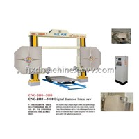wire saw stone machine
