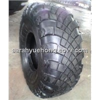 military Cross Country Truck Tyres 15.5-20
