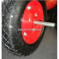 Pneumatic Rubber Wheel for Wheelbarrow