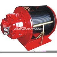 GW series hydraulic winch