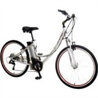 eZip Skyline Womens Electric Bicycle White
