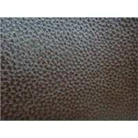Medium-thick Crystal pattern Genuine Leather