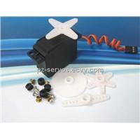 PingZheng 3kg Analog Plastic Gears Servo for RC Cars