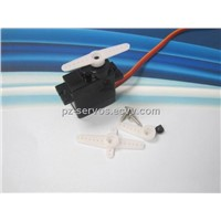 PingZheng 9g Analog Plastic Gears Servo for Airplanes